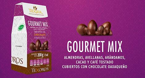 Imagen miniatura de Gourmet mix. Chocolate oaxaqueño Texier